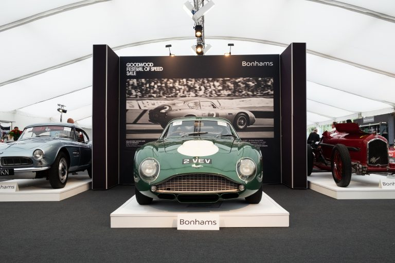 £10.1m '2 VEV' leads the pack at Bonhams' £30.7m 2018 Festival sale